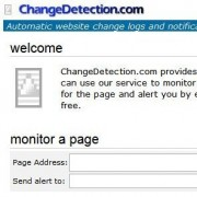 Changedetection Tool